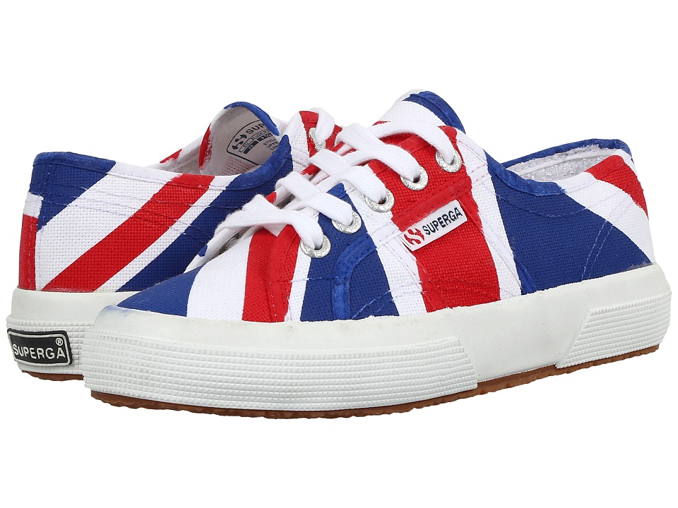 Superga 2750 Cotu Flag United Kingdom (United Kingdom) Shoes