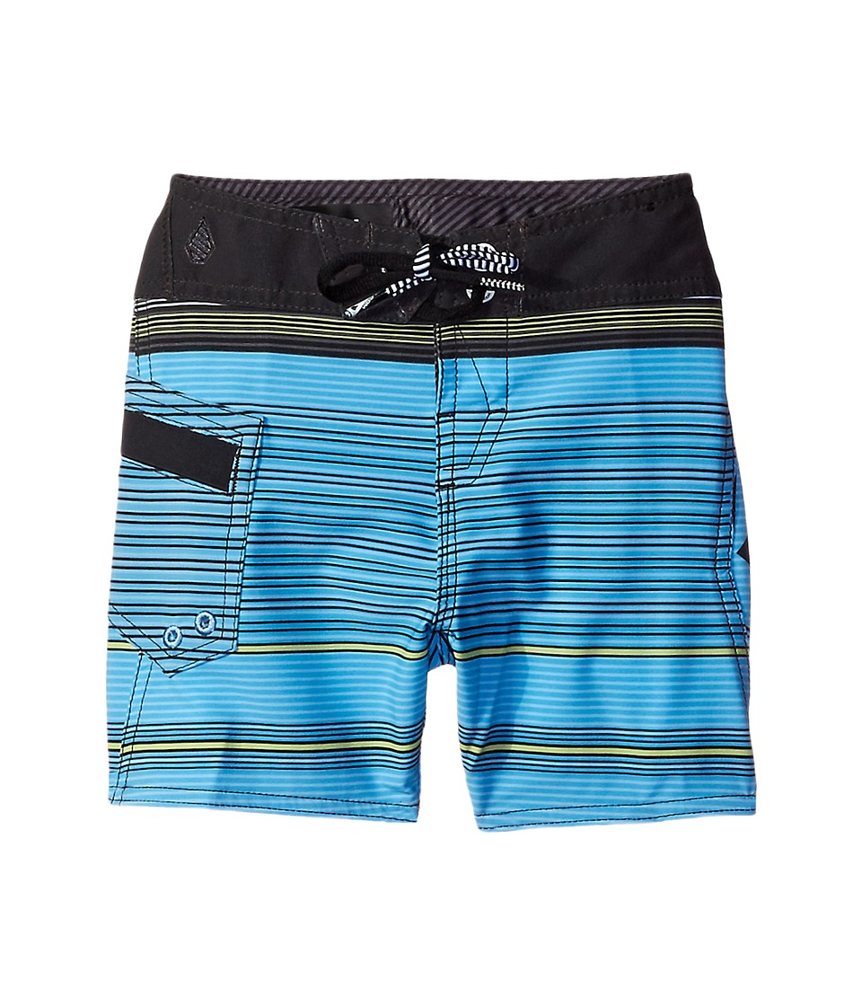 Volcom Kids - Lido Liner Mod Boardshorts (Toddler/Little Kids) (Lightweight Vintage) Boy's Swimwear