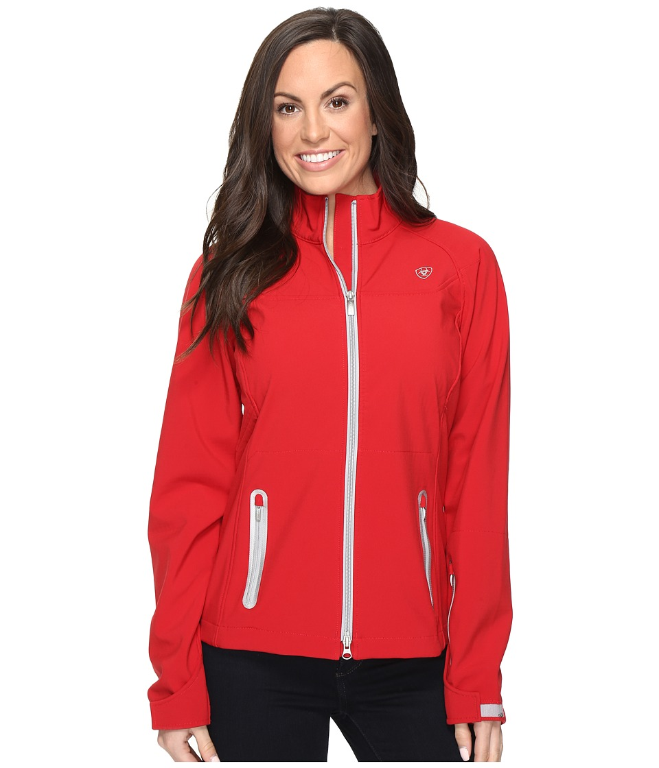 Ariat - Vivid Softshell Jacket (Rogue) Women's Coat
