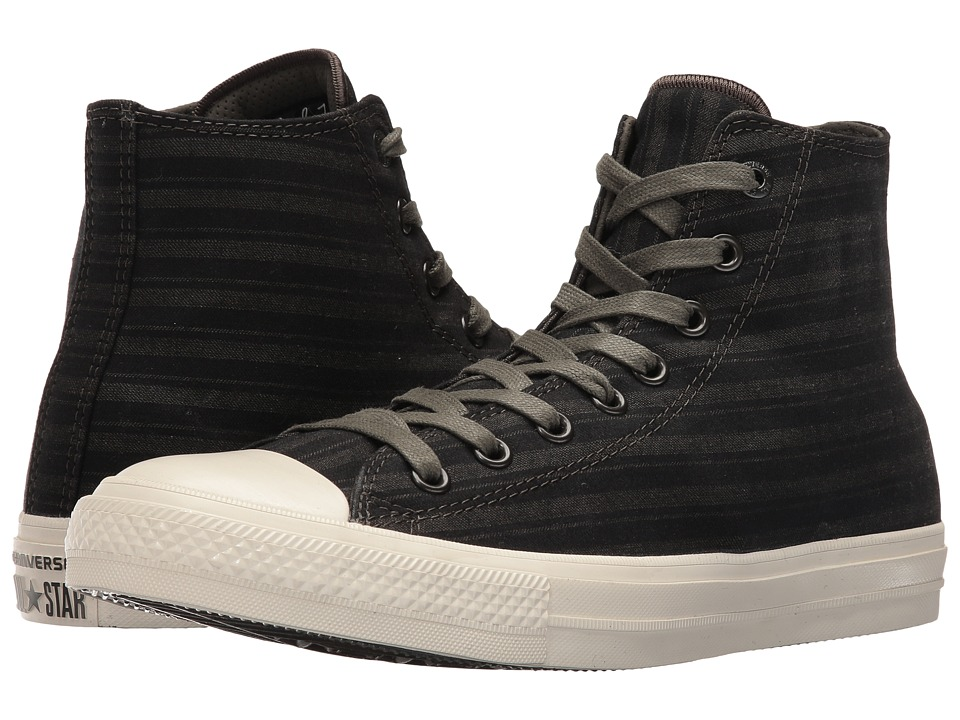 Converse by John Varvatos - Chuck Taylor All Star II Hi Textile (Turtle) Shoes