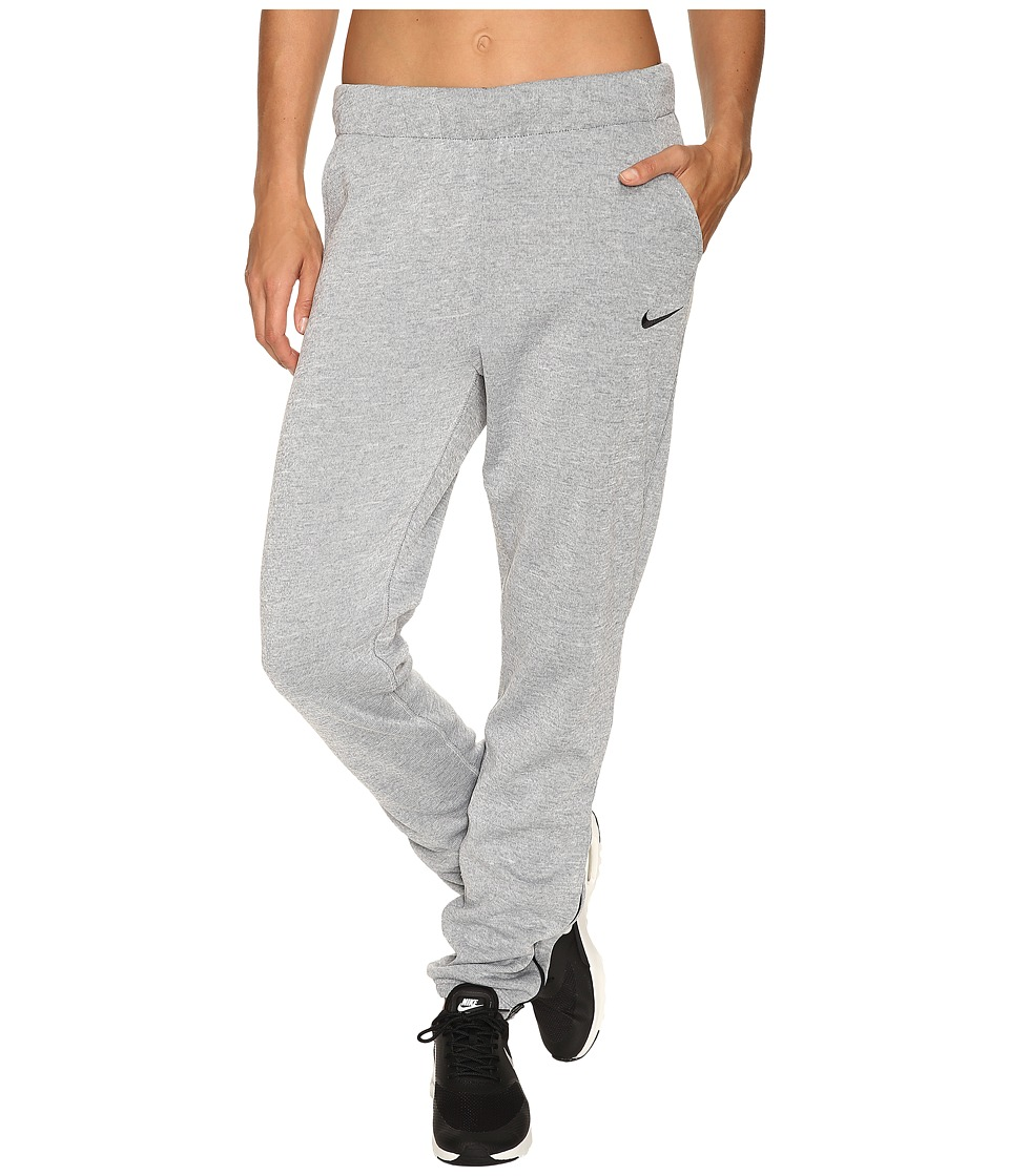 Nike - Therma Training Pant (Off-White/Heather/Black/Black) Women's Casual Pants