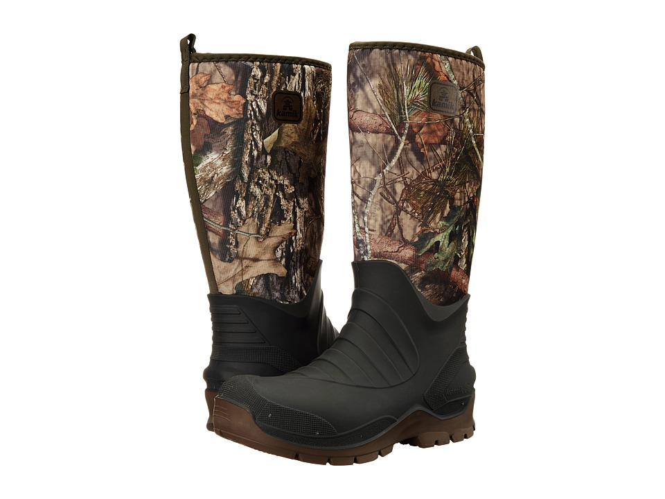 Kamik - Huntsman (Mossy Oak Country) Men's Cold Weather Boots