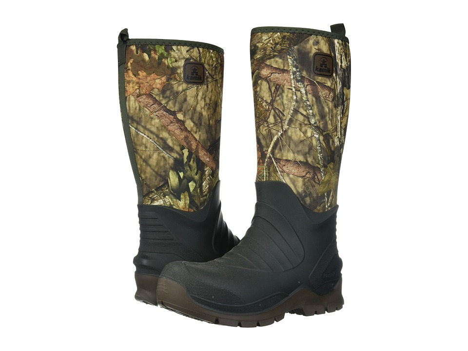 Kamik - Bushman (Mossy Oak Country) Men's Cold Weather Boots