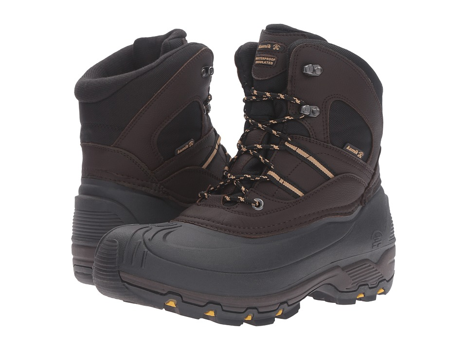 Kamik Warrior 2 (Dark Brown) Men