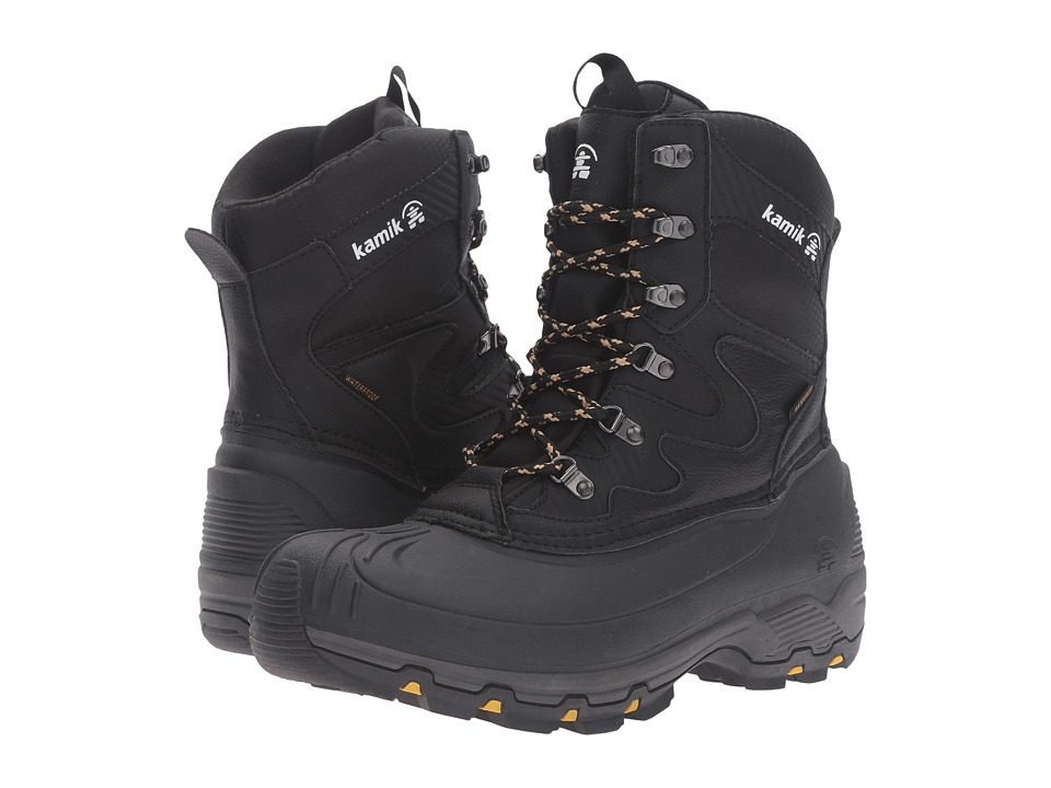 Kamik - Blackjack 2 (Black) Men's Boots