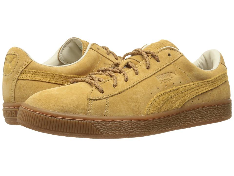 PUMA - Basket Classic Winterized (Taffy) Men's Shoes