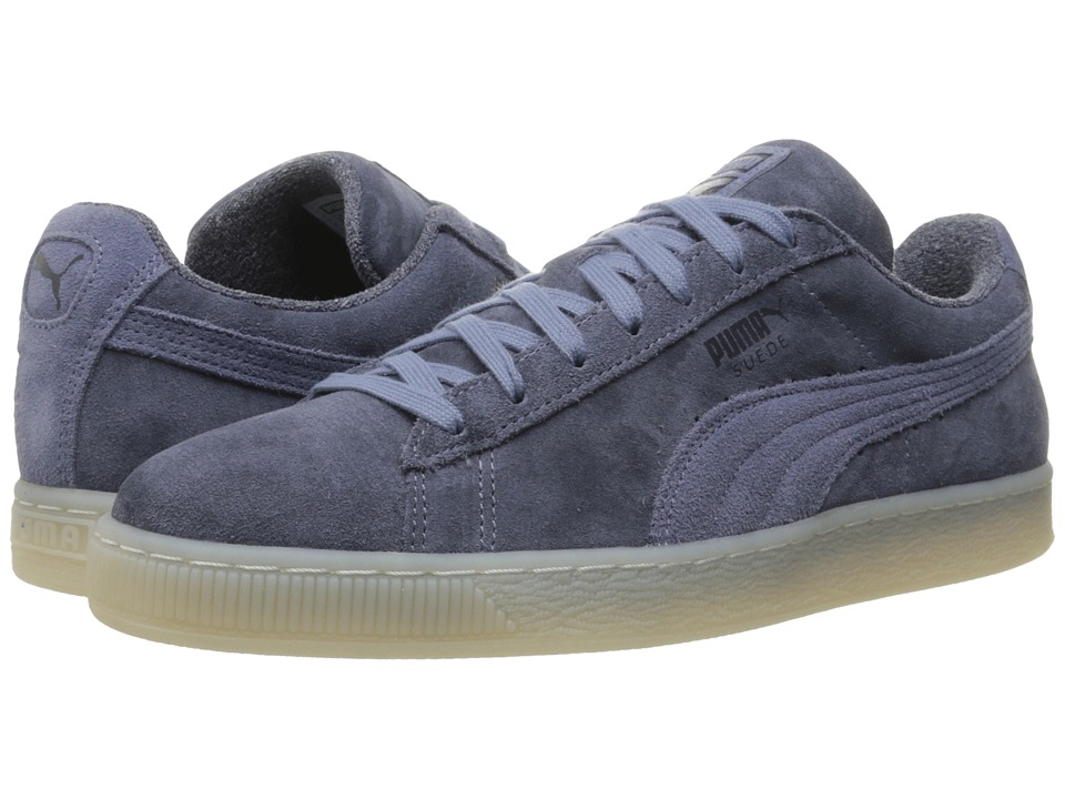 PUMA - Suede Classic Elemental (Tempest) Men's Shoes