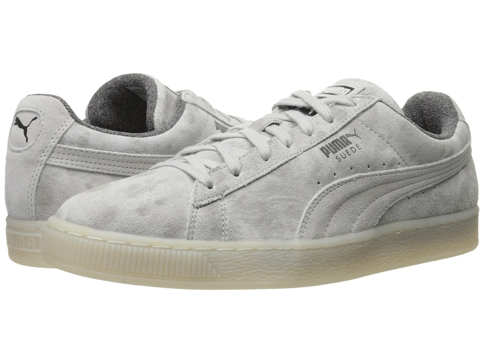 PUMA - Suede Classic Elemental (Glacier Gray) Men's Shoes
