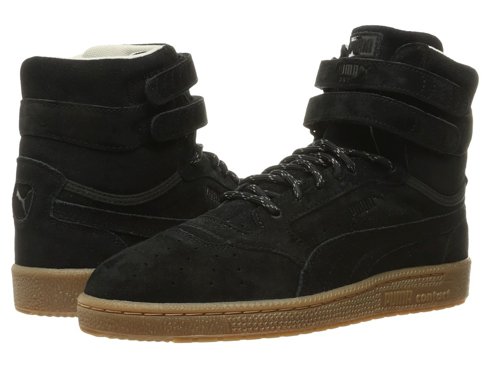 PUMA Sky II Hi Winterised (Puma Black) Men