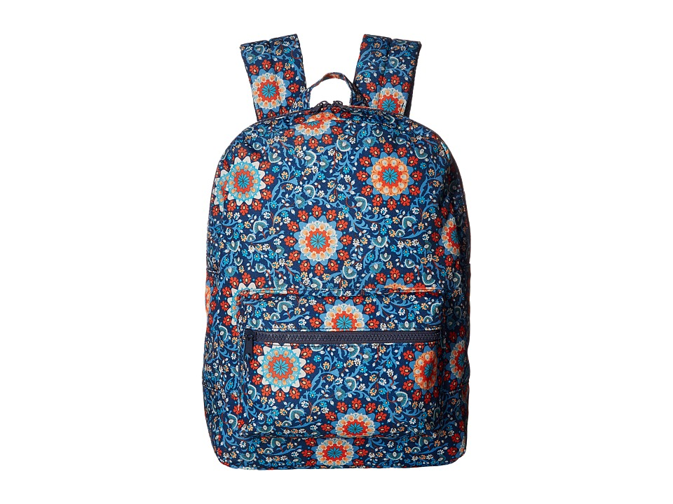 Gabriella Rocha - Shayla Backpack with Front Pocket (Blue) Backpack Bags