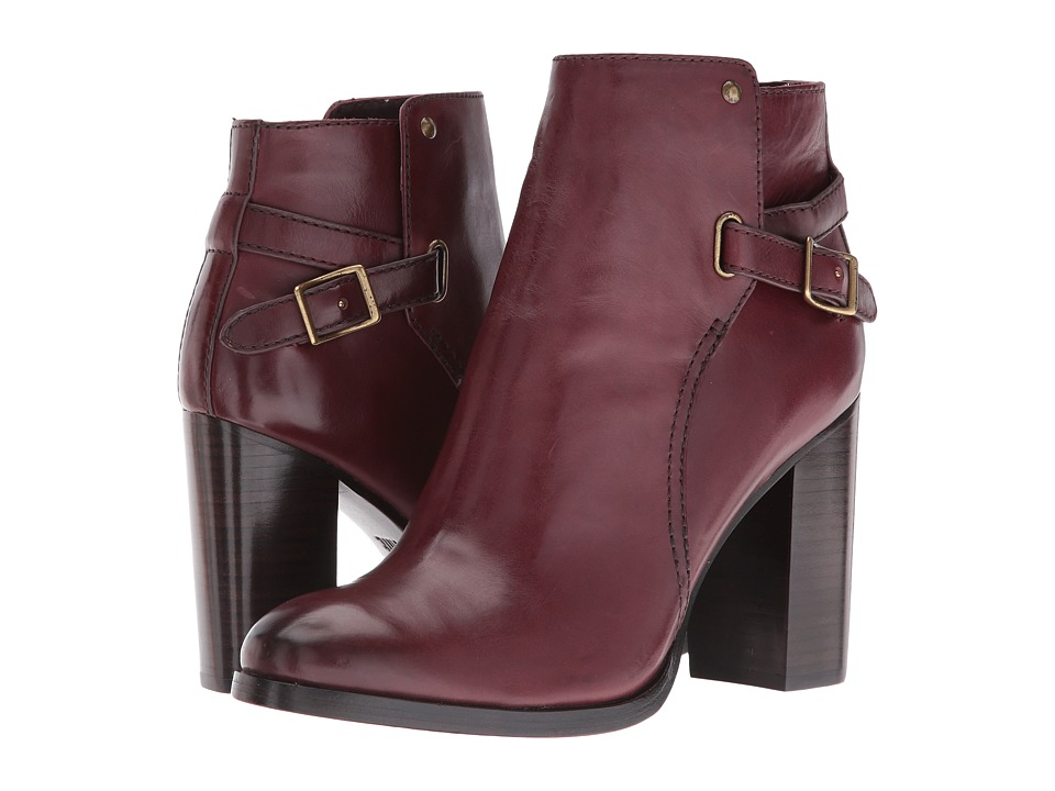 Frye Claude Jodhpur (Bordeaux) Women
