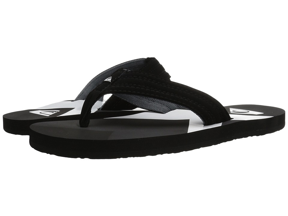 Quiksilver - Basis (Black/White/Black) Men