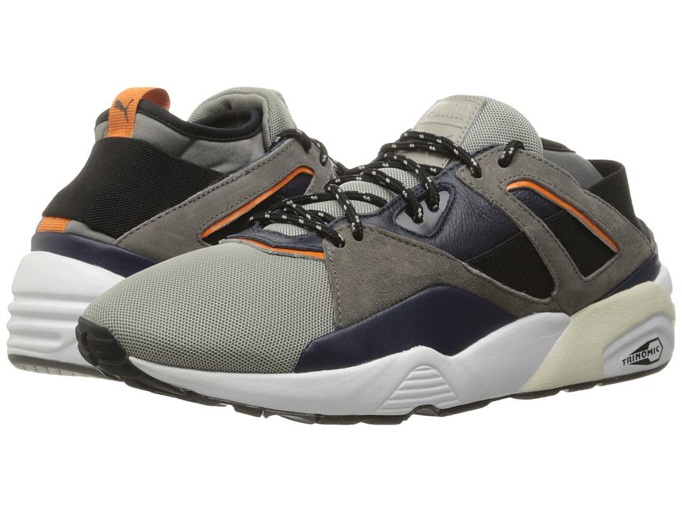 PUMA - BOG Sock Elemental (Drizzle/Peacoat) Men's Shoes