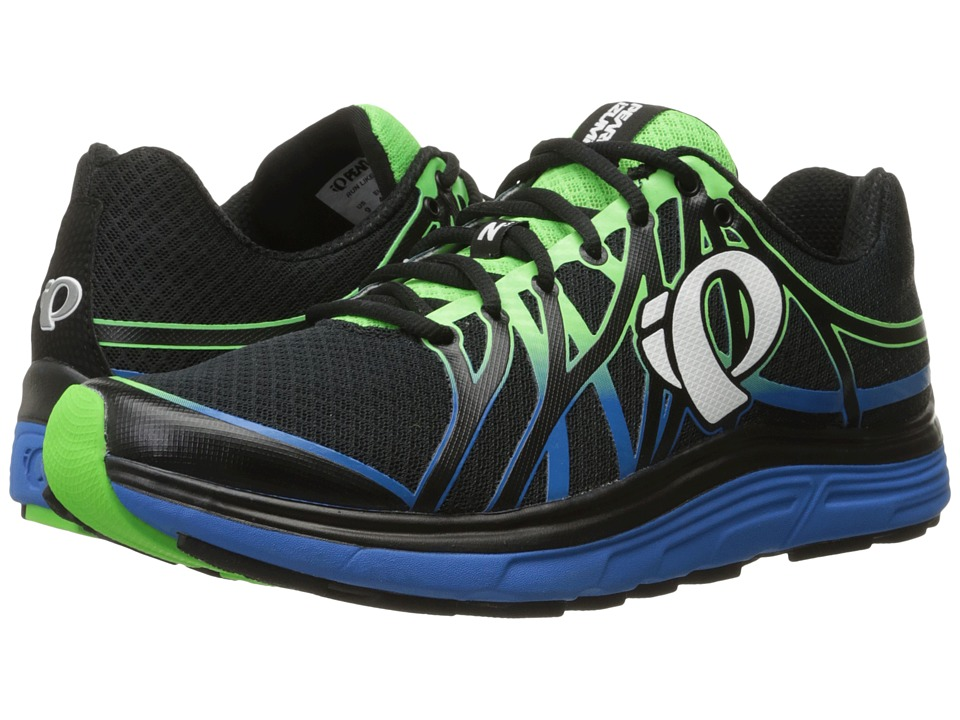 Pearl Izumi - EM Road N 3 (Black/Fountain Blue) Men's Running Shoes
