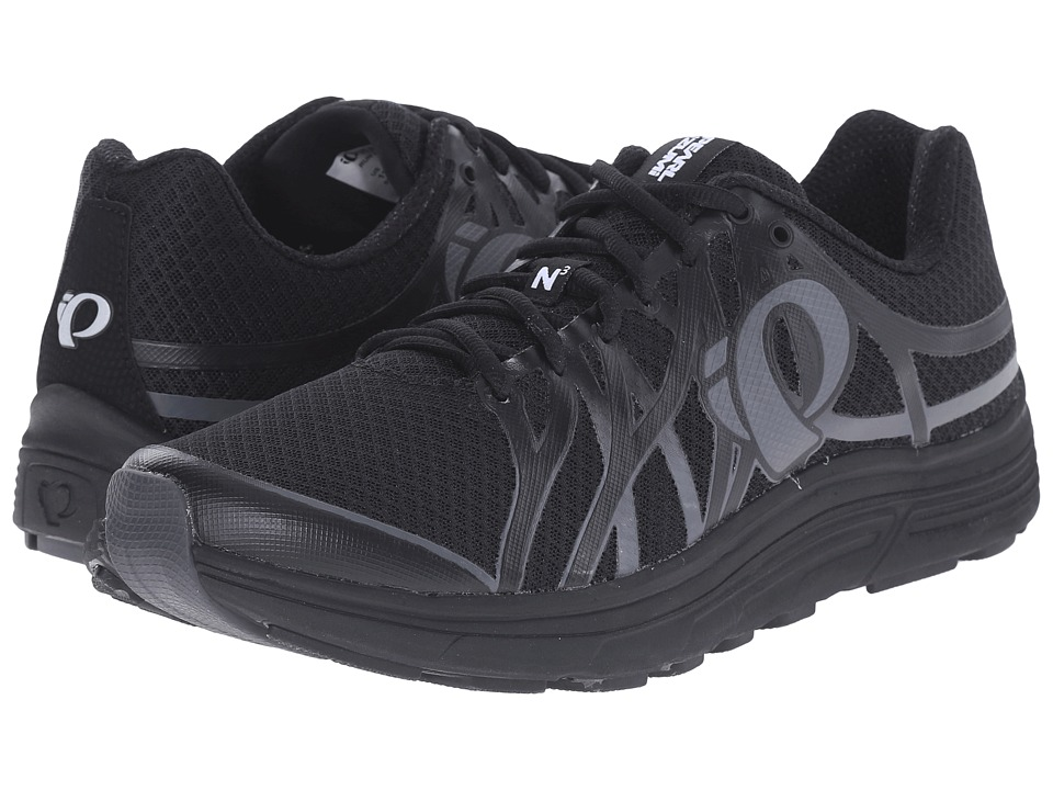 Pearl Izumi - EM Road N 3 (Black/Black) Men's Running Shoes