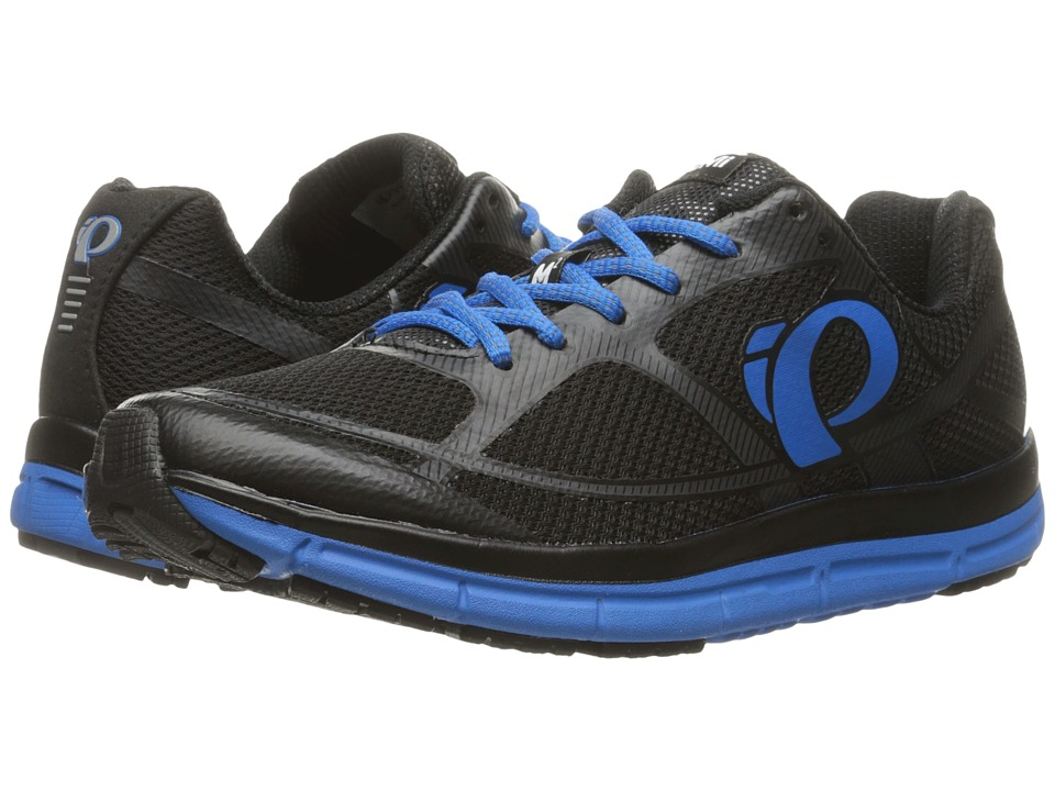 Pearl Izumi - Em Road M 2 v3 (Black/Fountain Blue) Men's Running Shoes