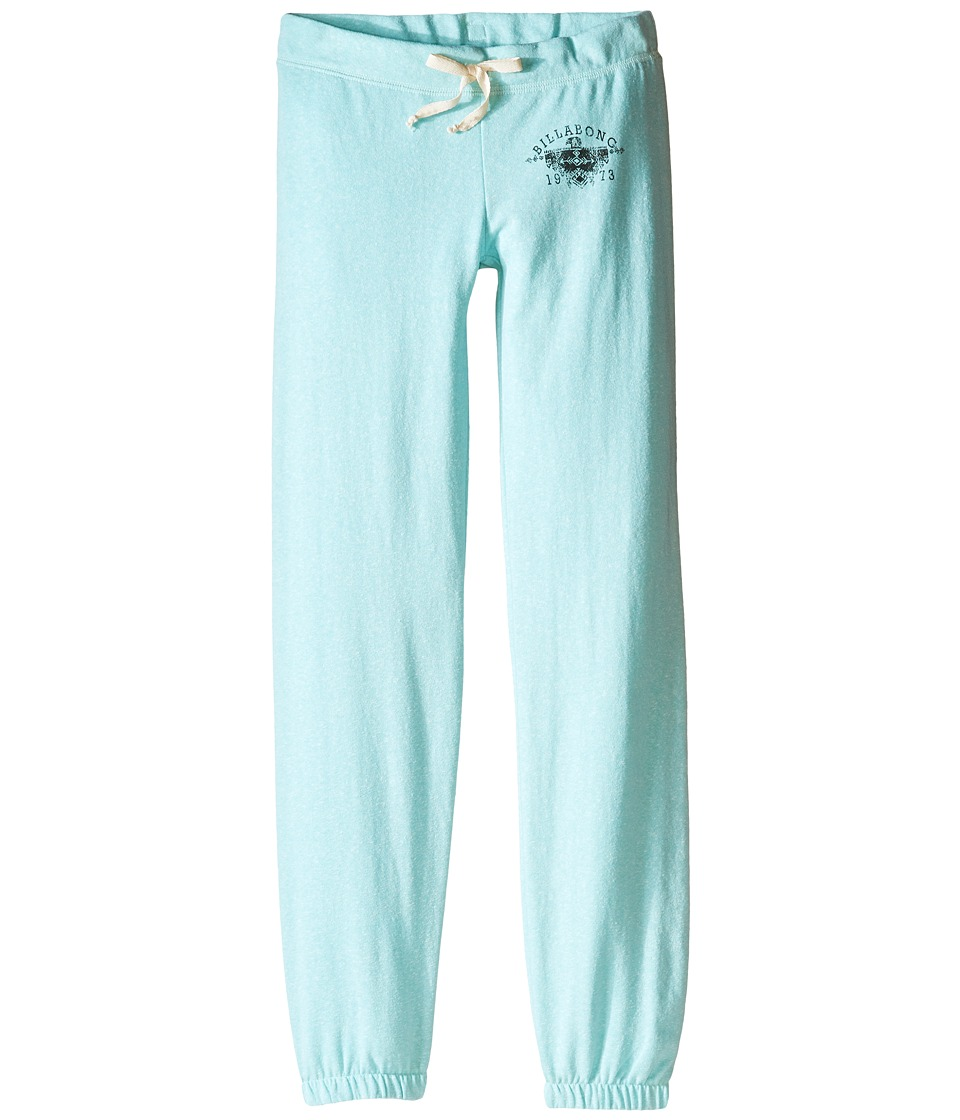 Billabong Kids - Rain Catcher Pants (Little Kids/Big Kids) (Aqua Sea) Girl's Casual Pants