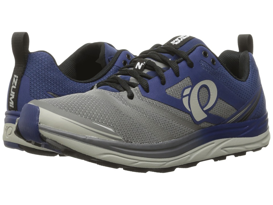 Pearl Izumi - EM Trail N 2 v3 (Blue Depths/Smoked Pearl) Men's Running Shoes
