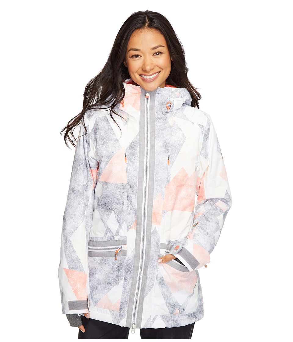 Roxy - Torah Bright Ascend Jacket (Frozen Mountain) Women's Coat