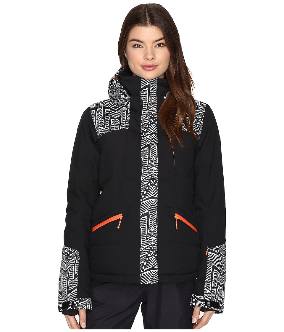 Roxy - Flicker Jacket (Mauritius Daze) Women's Coat