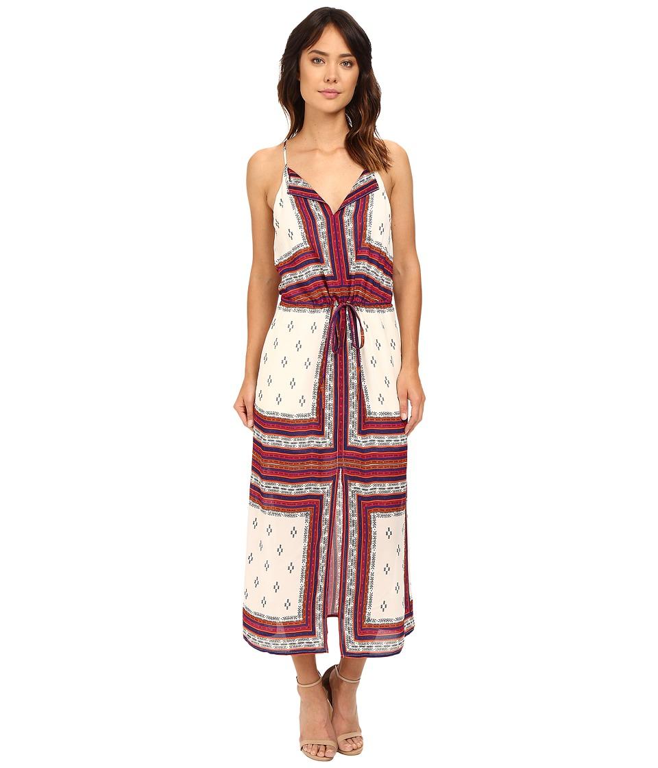 Sanctuary - Midsummer Midi Column Dress (Scarf) Women's Dress