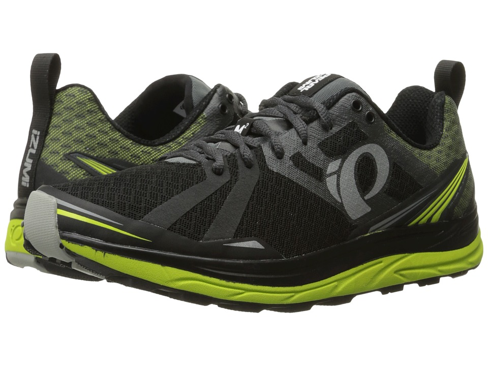 Pearl Izumi - EM Trail M 2 v3 (Black/Shadow Grey) Men's Running Shoes