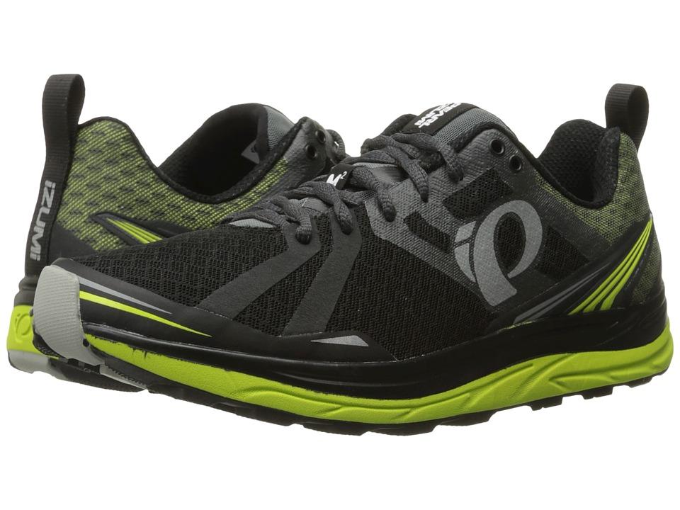 Pearl Izumi - EM Trail M 2 v3 (Black/Shadow Grey) Men's Running Shoes