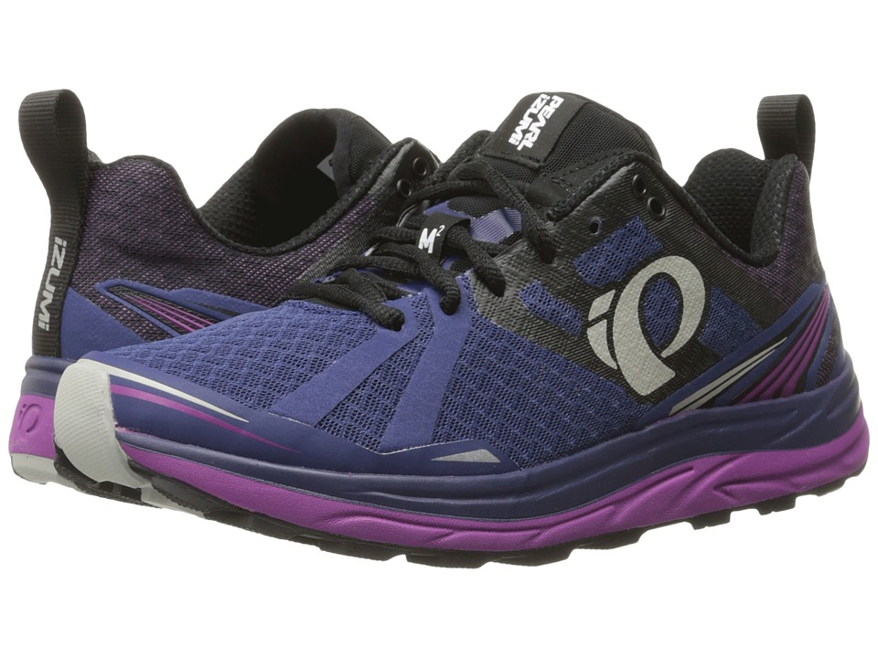 Pearl Izumi - EM Trail M 2 v3 (Deep Indigo/Black) Women's Running Shoes