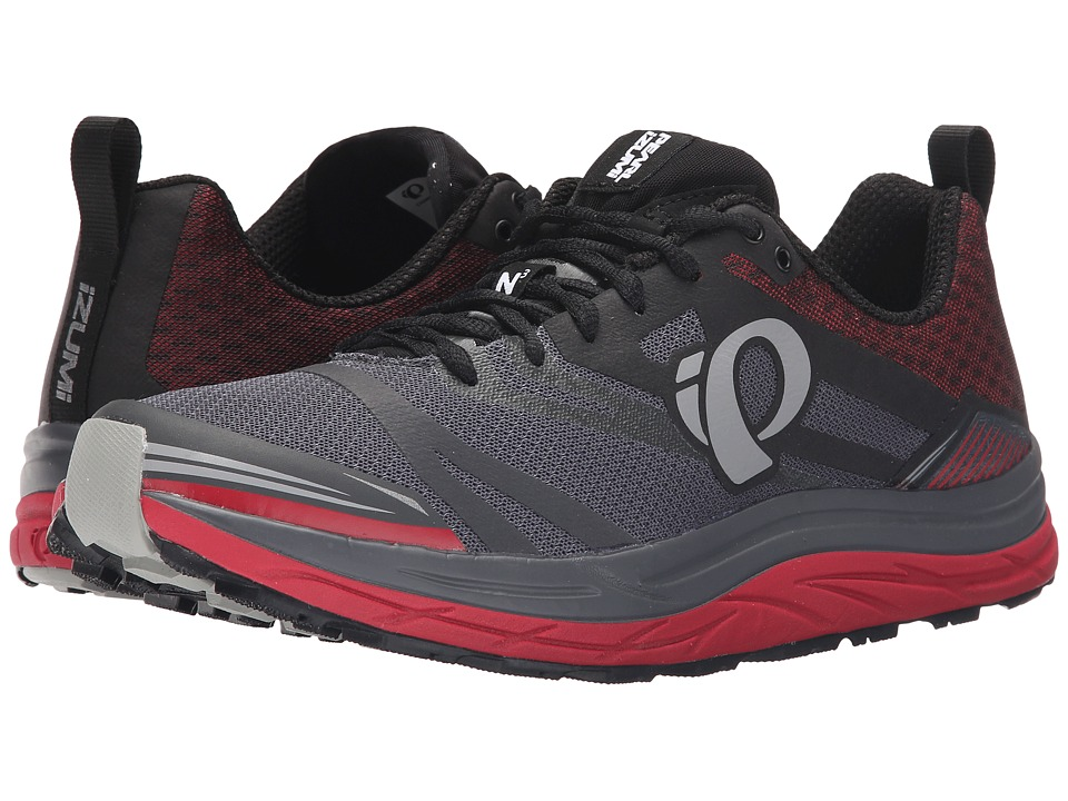 Pearl Izumi - EM Trail N 3 (Black/Shadow Grey) Men's Running Shoes