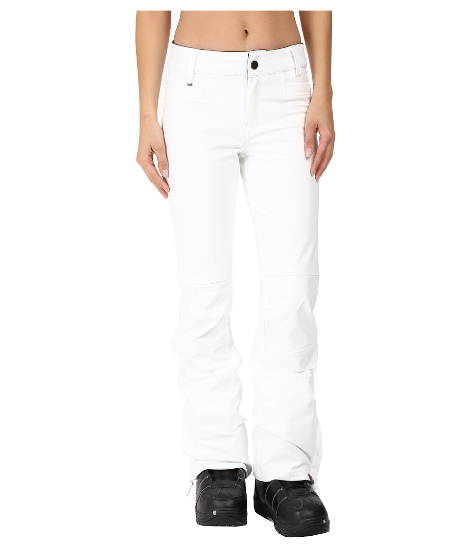 Roxy - Creek Pant (Bright White 1) Women's Casual Pants