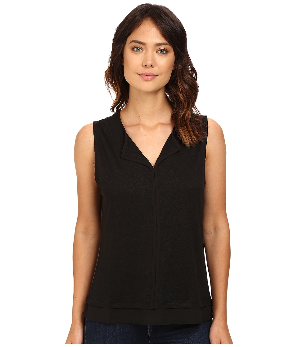 Sanctuary - Hanna Shell (Black) Women's Clothing