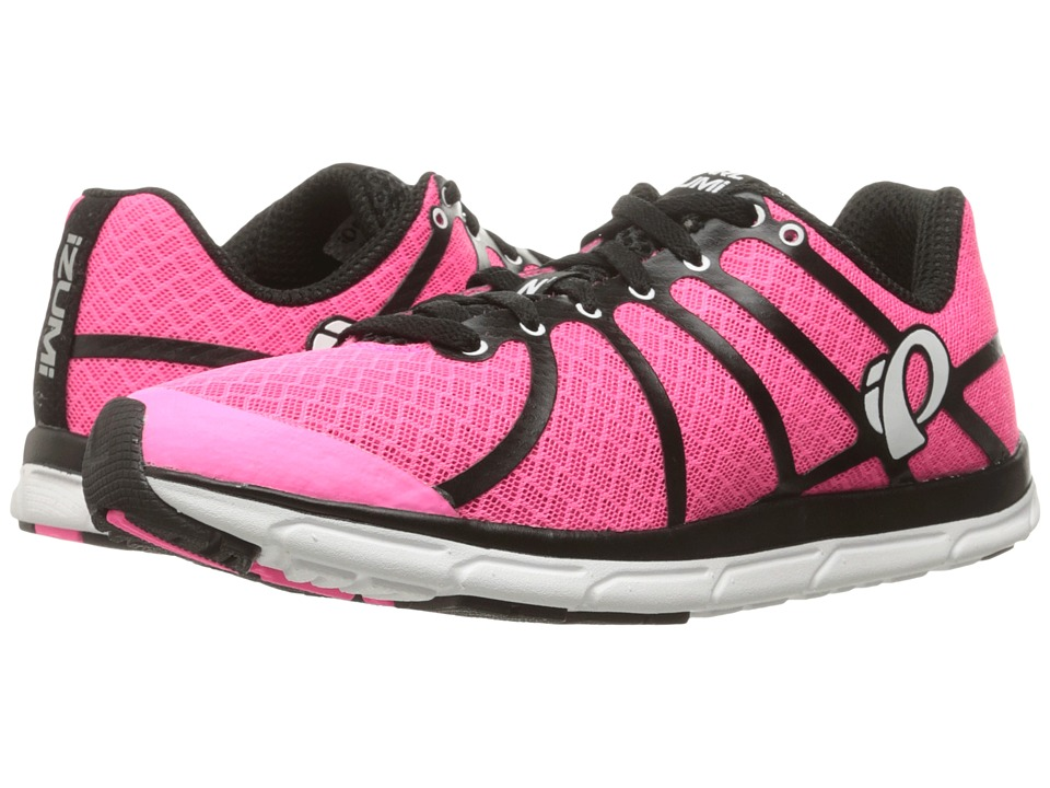 Pearl Izumi - Em Road N 1 (Black/Screaming Pink) Women's Running Shoes