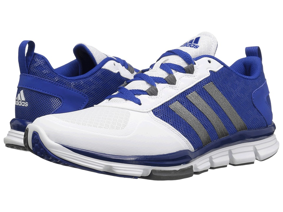 adidas - Speed Trainer 2 (Collegiate Royal/Carbon Metallic/White) Running Shoes