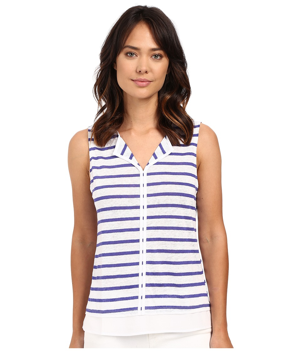 Sanctuary - Hanna Shell (Indigo Multi) Women's Clothing