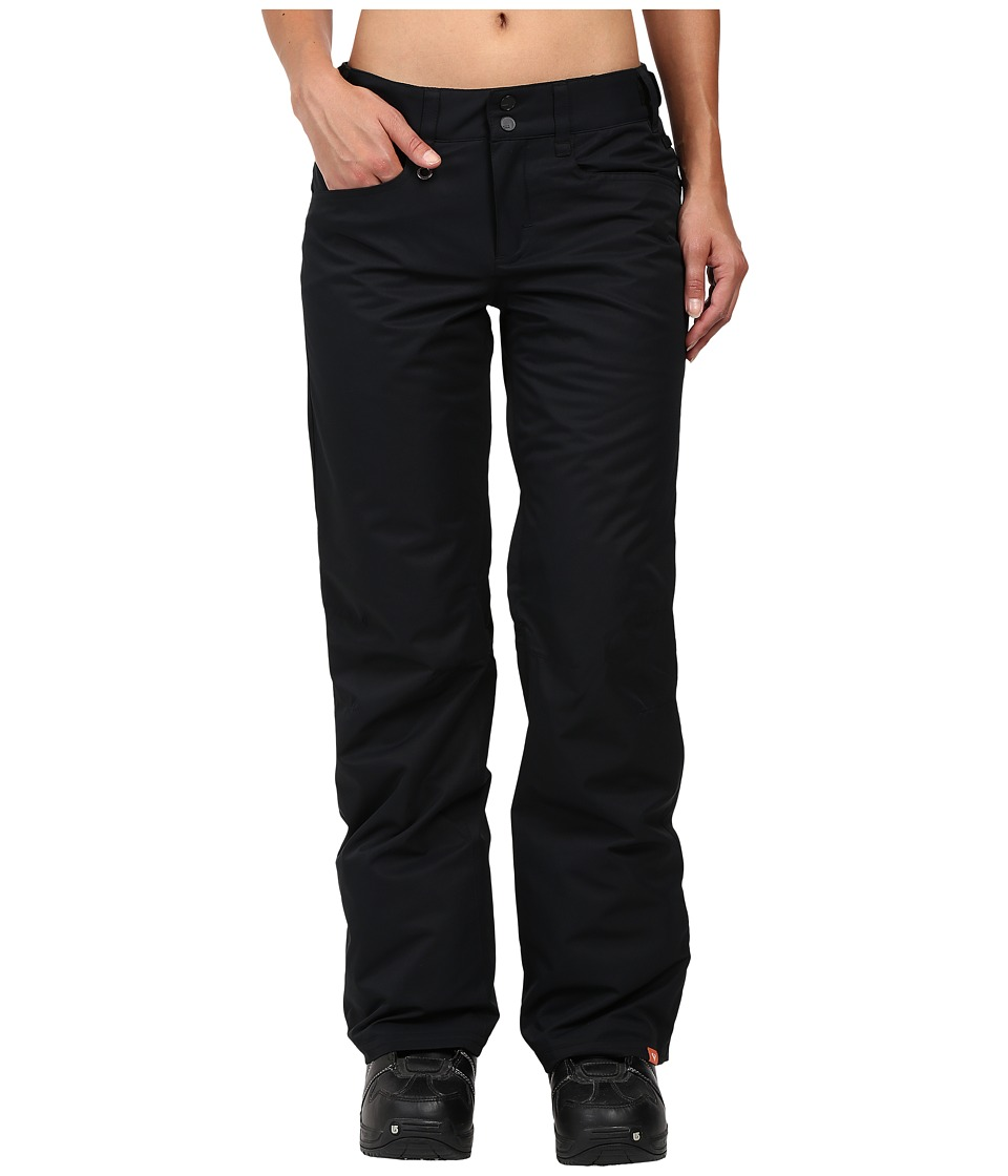 Roxy - Backyard Pant (True Black) Women's Outerwear