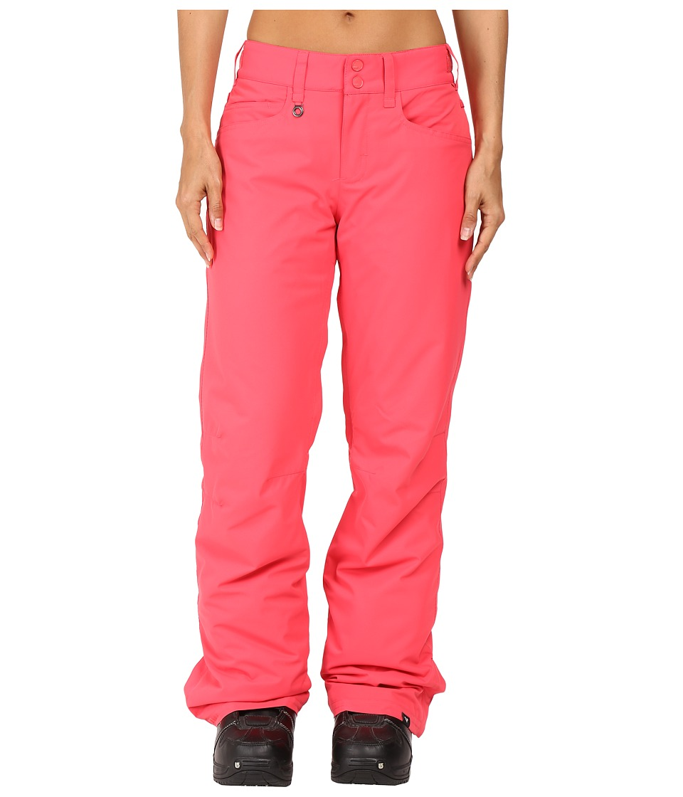Roxy - Backyard Pant (Paradise Pink) Women's Outerwear