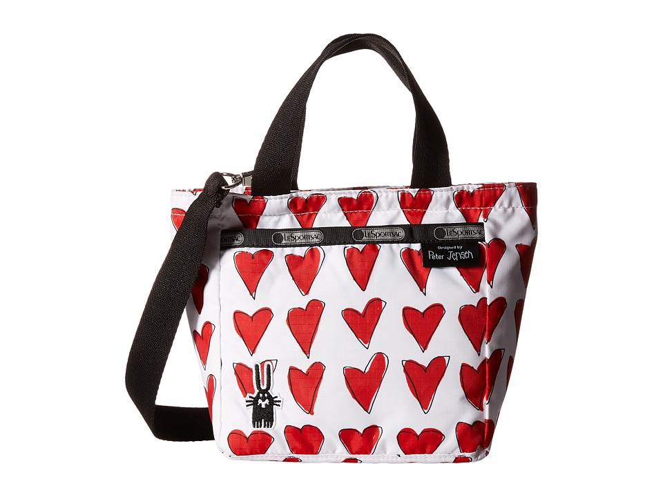 LeSportsac - Mini Picture Crossbody Tote (Richard) Tote Handbags