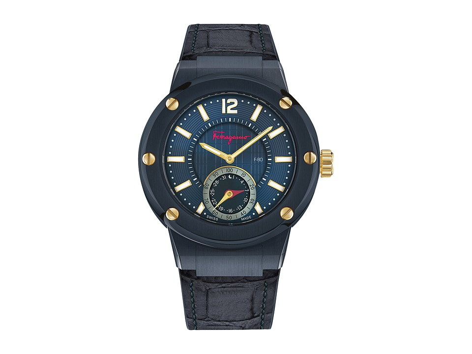 Salvatore Ferragamo - F80 Smart FAZ01 0016 (Blue) Watches