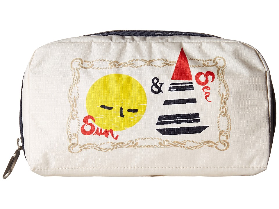 LeSportsac - Essential Cosmetic Case (Sun and Sea) Cosmetic Case
