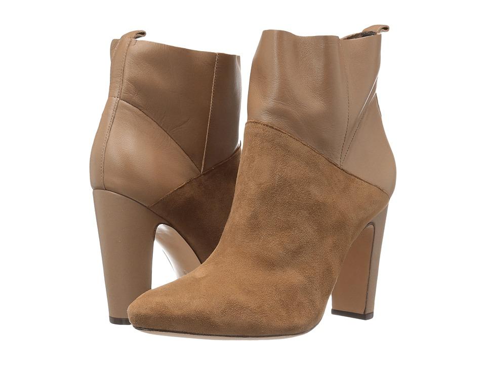 Rachel Zoe - Elizabeth (Sepia Kid Suede/Calf) Women's Boots