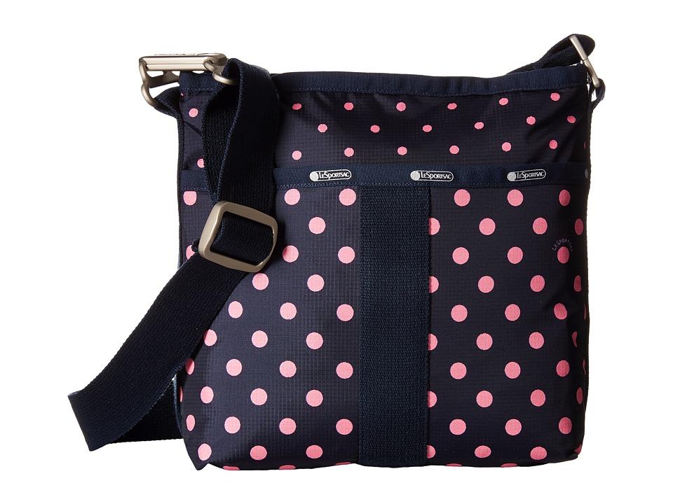 LeSportsac - Essential Crossbody (Sun Multi Pink) Cross Body Handbags