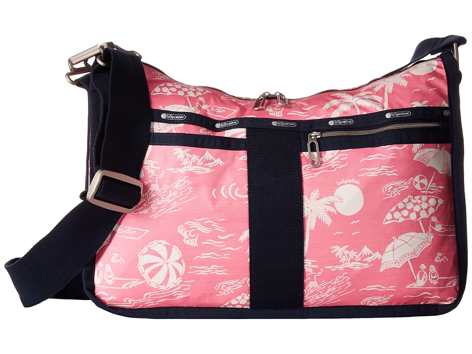 LeSportsac - Everyday Bag (Hawaiian Getaway Pink) Handbags