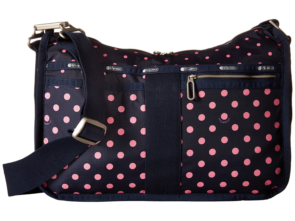 LeSportsac - Everyday Bag (Sun Multi Pink) Handbags