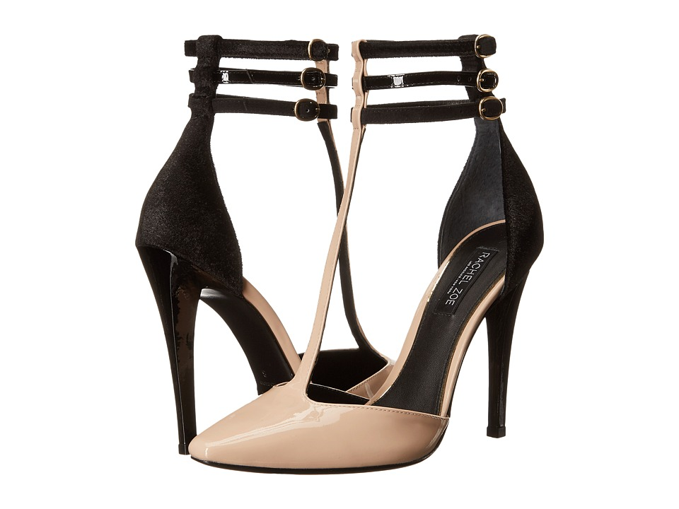 Rachel Zoe Sadi (Rose Soft Patent) High Heels