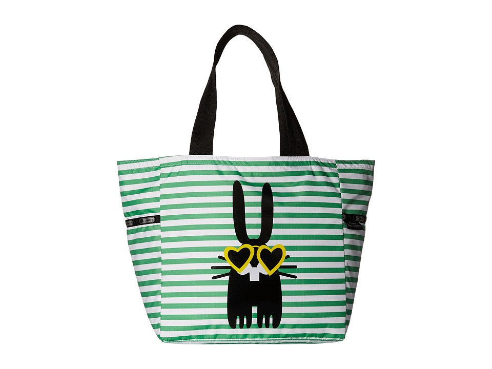 LeSportsac - Picture Tote (Mark) Tote Handbags