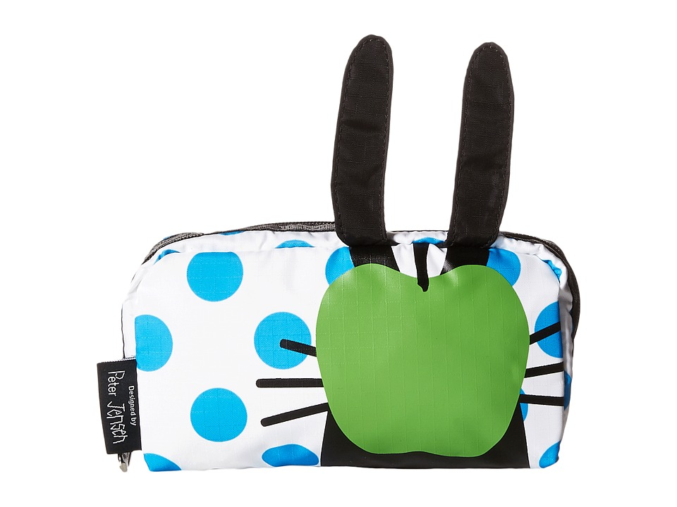 LeSportsac Rabbit Rectangular Cosmetic (Michael) Cosmetic Case