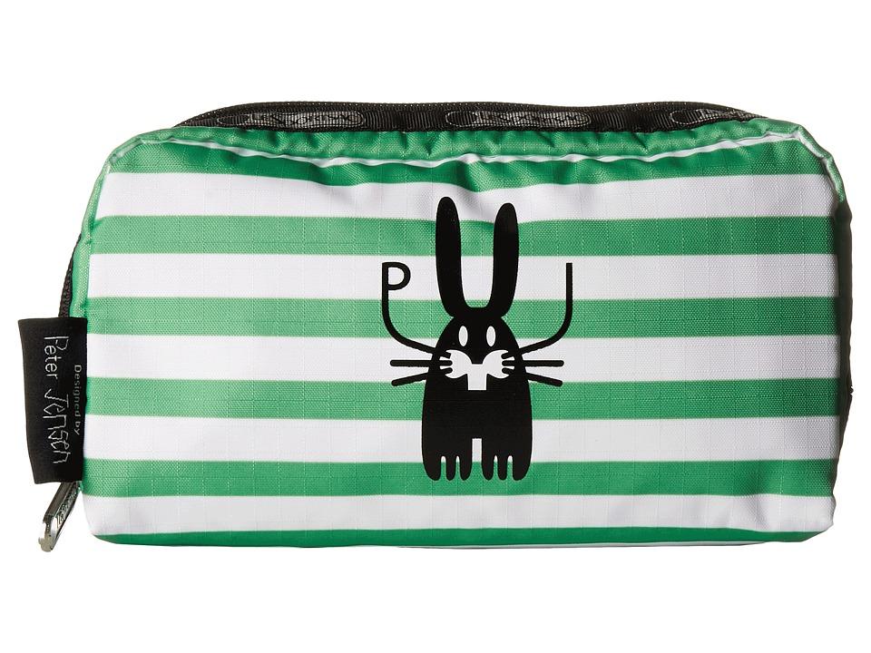 LeSportsac - Rectangular Cosmetic (James) Clutch Handbags