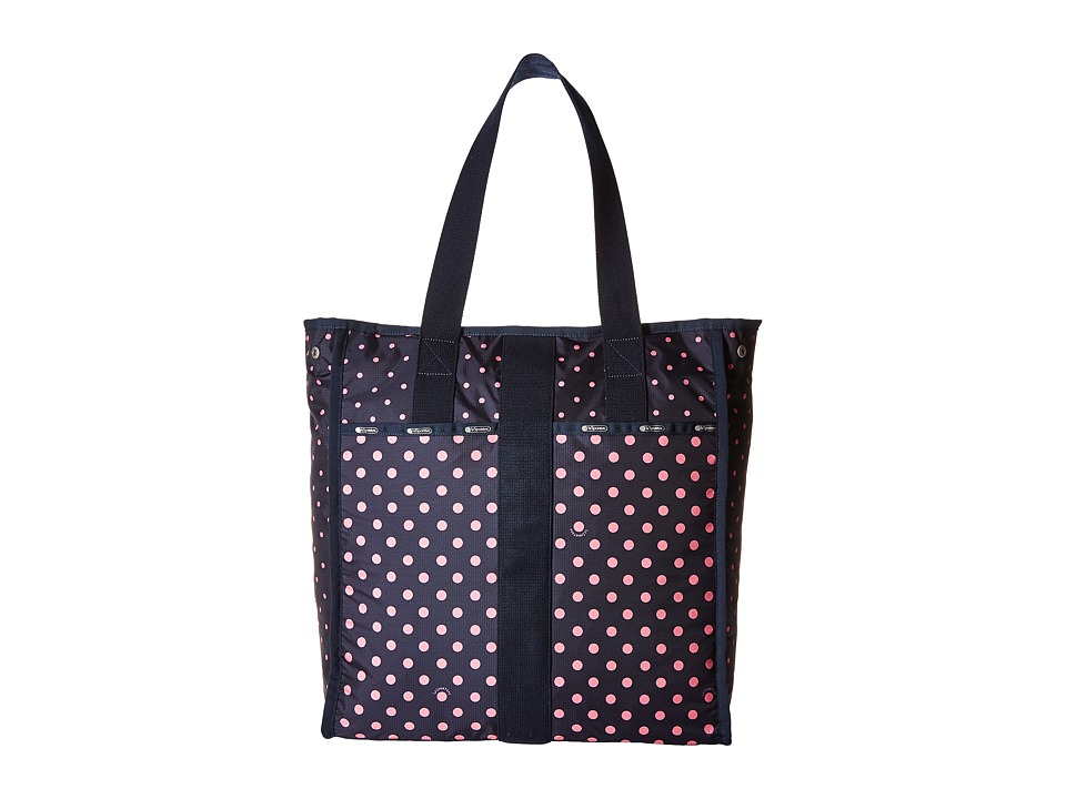 LeSportsac Luggage - Large City Tote (Sun Multi Pink) Tote Handbags