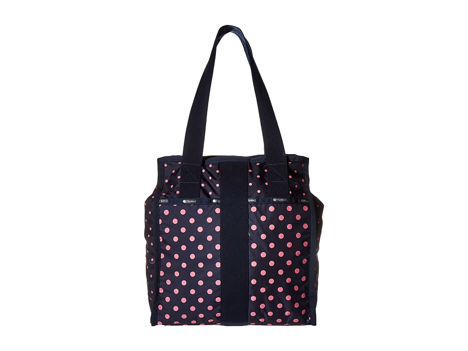 LeSportsac Luggage - City Tote (Sun Multi Pink) Tote Handbags
