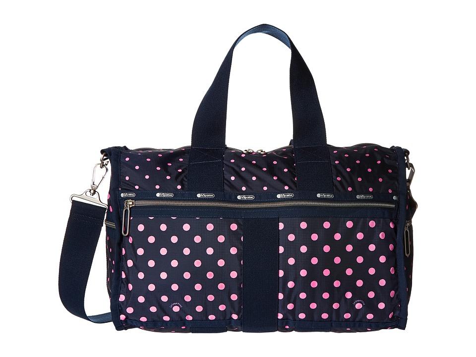 LeSportsac Luggage - Weekender (Cheetah Cascade) Weekender/Overnight Luggage